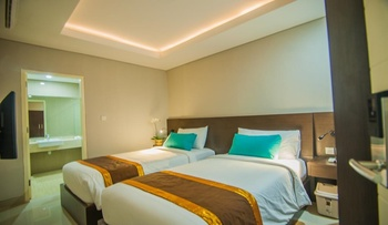 Amed Dream Hotel & Ibus Beach Club Bali - Family Room Hot Deal