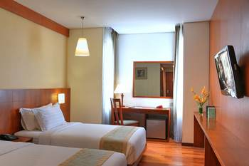 Oak Tree Emerald Semarang Managed by The Ascott Limited - Superior Twin Room Only Regular Plan