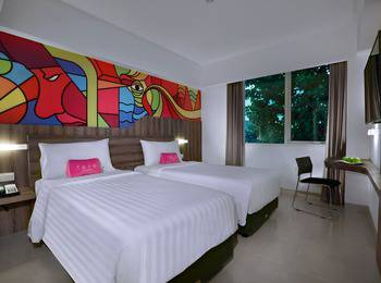 favehotel Kuta Kartika Plaza - faveroom Room Only Regular Plan