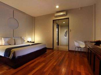 The Bali Khama Bali - Deluxe Garden (Double atau Twin) Regular Plan