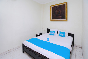 Airy Eco Bandara Adisutjipto Kenanga 3A Yogyakarta - Standard Double Room with Breakfast Special Promo Oct 42