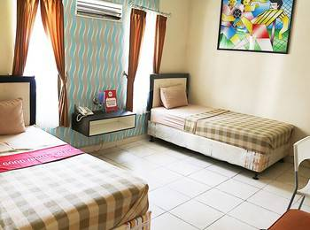 NIDA Rooms Cipayung Puncak Pass - Double Room Double Occupancy Special Promo