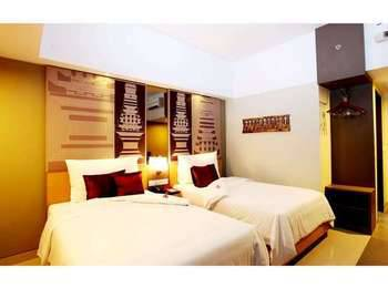Horison Seminyak - Deluxe Room With Breakfast Disc 50 % with breakfast No Refund
