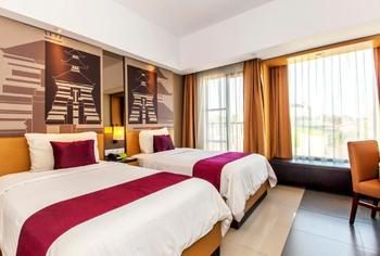 Horison Ultima Seminyak Bali Seminyak - Deluxe Room Only Disc 50 % Room Only No Refund