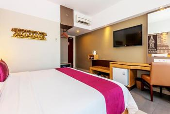 Horison Ultima Seminyak Bali Seminyak - Deluxe Room With Breakfast Disc 50 % with breakfast No Refund