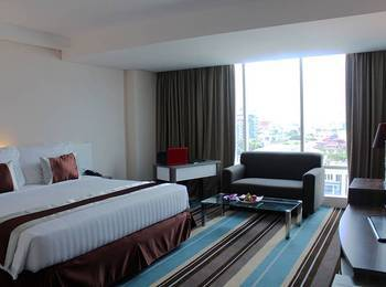 Swiss-Belhotel Makassar - Business Suite Regular Plan