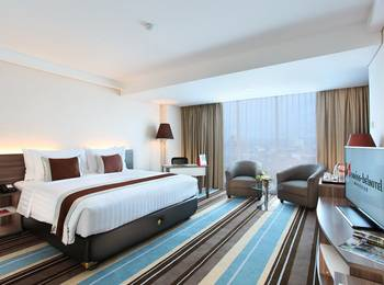 Swiss-Belhotel Makassar - Deluxe City View Room Only Unwrap 2021