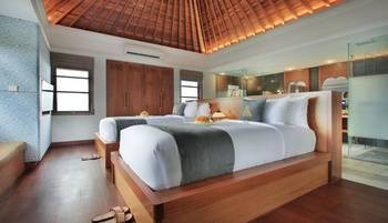 The Alantara Sanur by Pramana Bali - Two Bedroom Pool Villa Regular Plan