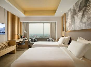 Alila Solo - 2 Twin Beds Standart Room Only Regular Plan