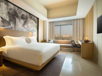 Alila Solo - 1 King Bed Standart Room Only Regular Plan