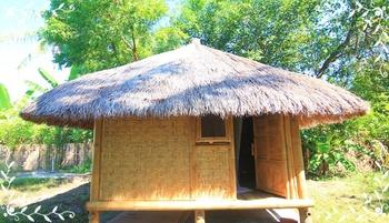 Bidara Cottages Lombok - Rumah Bamboo Regular Plan