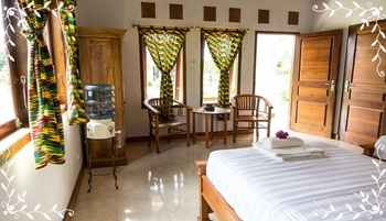 Bidara Cottages Lombok - Deluxe AC Regular Plan