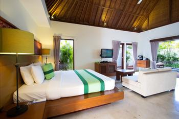 Serene Villas Bali - 1 Kamar Serene Villa Lotus kolam renang pribadi Early Bird