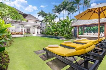 Serene Villas Bali - 3 Kamar Serene Garden Villa with Private Pool Basic Deal