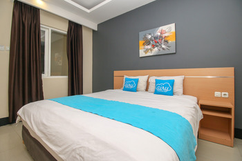 Airy Semarang Barat Amarta Raya - Executive Double Room Only Special Promo 7