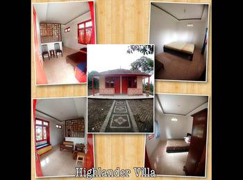 Resort Highlander Bogor - Villa Gerbang Regular Plan