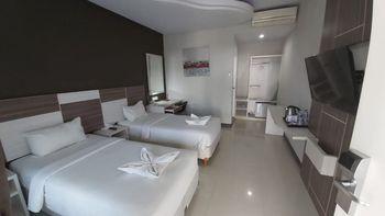 The Madeline Hotel Bengkulu - Deluxe Room Regular Plan
