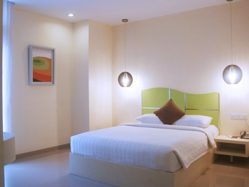 Vanilla Hotel Batam - Deluxe Room Only Super Saver 15% OFF