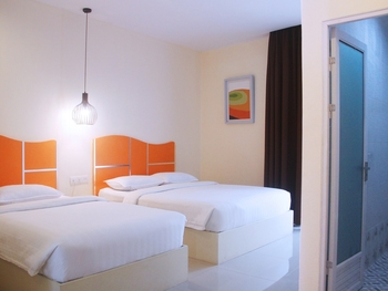 Vanilla Hotel Batam - Deluxe Family Room Only Regular Plan