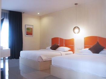 Vanilla Hotel Batam - Grand Deluxe Room Only Regular Plan