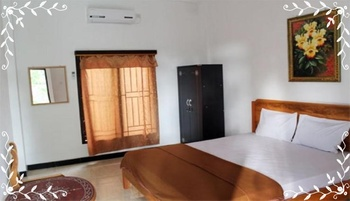 The Semeton Homestay Lombok - Standard AC King Bed Regular Plan