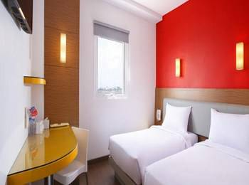 Hotel Amaris Karawang - Smart Room Twin Promotion  Regular Plan