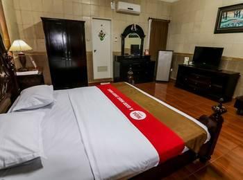 NIDA Rooms Pang Sudirman Runcing Genteng - Double Room Single Occupancy Special Promo