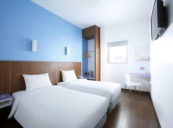 Amaris Hotel Tangerang - Smart Room Twin Regular Plan