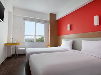 Amaris Hotel Tangerang - Smart Room Twin Best Deal Promo Regular Plan