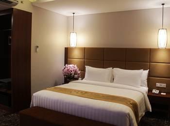 Atrium Premiere Cilacap Cilacap - Deluxe Room Regular Plan