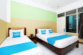 Airy Mergangsan Prawirotaman Satu 10 Yogyakarta Yogyakarta - Deluxe Double Room Only Special Promo Sep 45