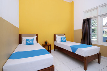 Airy Mergangsan Prawirotaman Satu 10 Yogyakarta Yogyakarta - Superior Twin Room Only Special Promo Sep 45