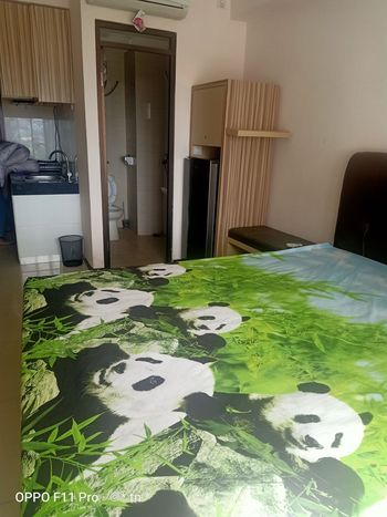 Apartement Gateway Pasteur Bandung - Two Bedroom Standard Regular Plan