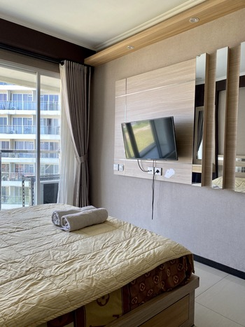 Apartement Gateway Pasteur by TN Hospitality Bandung - Studio Room Only Regular Plan