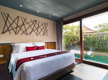 RedDoorz Villa @ Tambak Sari Sanur Bali - RedDoorz Room Special Promo Gajian