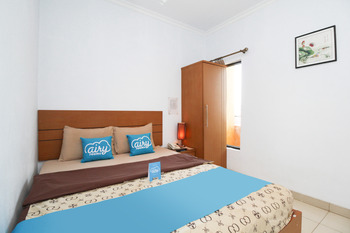 Airy Wajo Buru 23 Makassar - Standard Twin Room Only Special Promo Aug 33