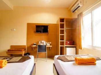 NIDA Rooms Catur Warga 368 Mataram - Double Room Double Occupancy App Sale Promotion