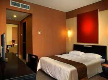 Rattan Inn Banjarmasin - Deluxe Pool Terrace Room Only Regular Plan