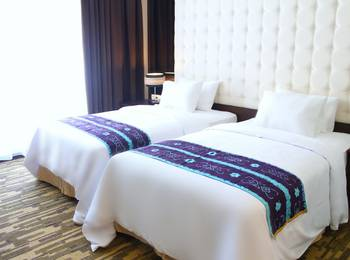 Rattan Inn Banjarmasin - Grand Deluxe Room Breakfast Regular Plan