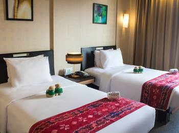 Rattan Inn Banjarmasin - Superior Room Breakfast Regular Plan