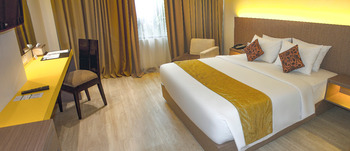 Rattan Inn Banjarmasin - Deluxe Room Only Regular Plan