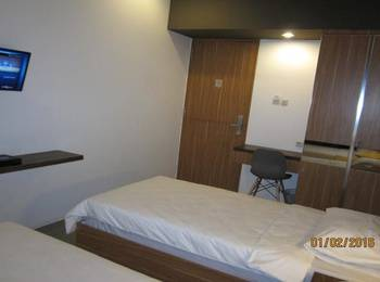 Maxley Hotel @Arjuna - Superior Room Regular Plan