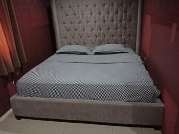 OYO 2574 Z Suites Hotel Medan - Deluxe Double Room Regular Plan