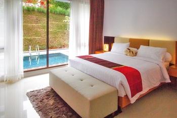 4 BR 2 Villa Dago City View Pool 2 Bandung - 4 bedroom City View Villa with a private pool 3 Regular Plan