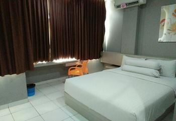 Citra Hotel Kepur Muara Enim - Deluxe Double Room Regular Plan