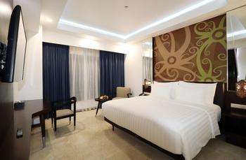 M Bahalap Hotel Palangka Raya Palangka Raya - Deluxe King Room M1 BASIC DEAL