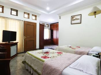Hotel Ponty Bandung - Suite Room Stay More, Pay Less
