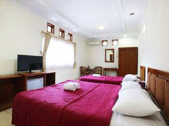 Hotel Ponty Bandung - Family Room Stay More, Pay Less