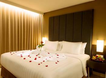 Maestro Hotel Kota Baru Pontianak - Kamar Suite dengan Sarapan Pagi Regular Plan