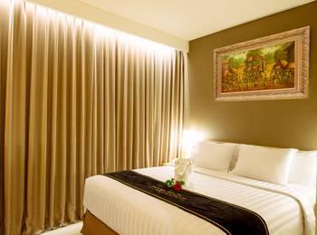 Maestro Hotel Kota Baru Pontianak - Kamar Deluxe, Sarapan Pagi Regular Plan